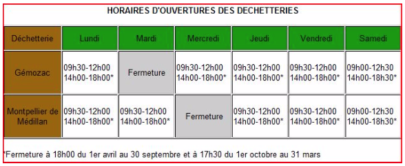 horaires-ouvertures